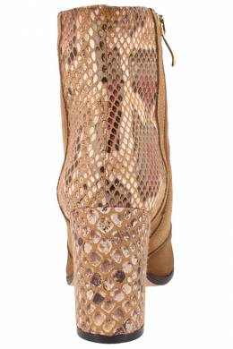 ankle boots ROBERTO BOTELLA M14796_BEIGE