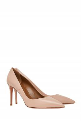 Кожаные туфли Simple Irresistible Pump 85 Aquazzura 97552625