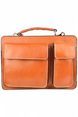 briefcase Emilio Masi 662004_LEATHER