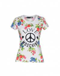 Футболка Love Moschino 12099324DP