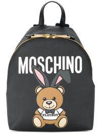 Moschino - рюкзак 'Playboy Toy Bear' 33809690550950000000