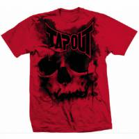 Футболка Tapout Skull Drip Men's T-Shirt Red Tapout 72167