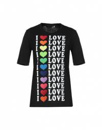 Футболка Love Moschino 12225725RE