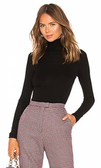 Топ fitted turtleneck - Enza Costa SRS3279