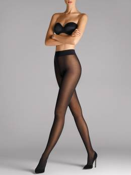 satin opaque nature tights Wolford 59406