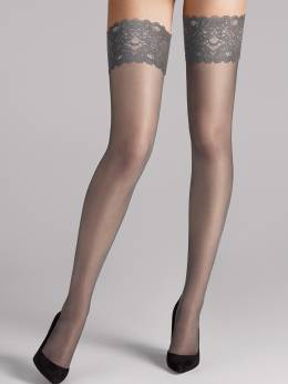 satin touch 20 stay-up Wolford