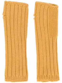 Cashmere knited mittens Holland & Holland LU5812L00002