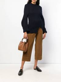 The Gigi - corduroy cropped trousers ATJD6659393050300000