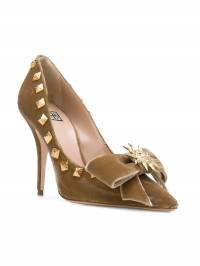 Fausto Puglisi - studded pumps 06T93909889000000000