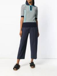 Carven - wide leg trousers 9P363A93036605000000
