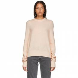3.1 Phillip Lim Pink High Low Sweater P181-7989LVL