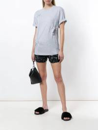 Helmut Lang - knotted T-shirt HW508905806380000000