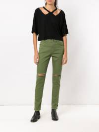 Olympiah - Camino cropped top 00993699009000000000