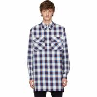 Ports 1961 Multicolor Check Casual Over Shirt