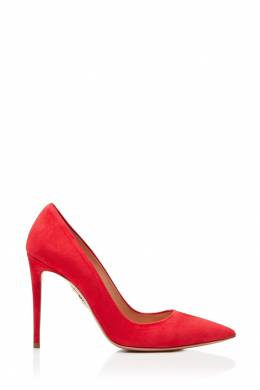Красные туфли Simply Irresistible Pump 105 Aquazzura 97592462