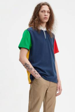 Levi's® Поло Mighty Made™ Rugby Polo Shirt 1400000734