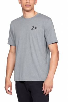 Under Armour Футболка SPORTSTYLE LEFT CHEST SS 1400000918