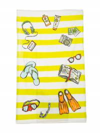 Stella McCartney Kids - полотенце Beach Bag 953SMJ65938366530000