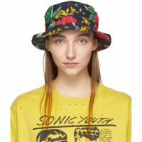 R13 Red Lady Bucket Hat