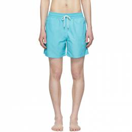 Polo Ralph Lauren	 Blue Traveler Swim Shorts 191213M20800805GB