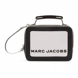 Marc Jacobs Black and White The Box Bag M0014506