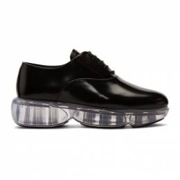 Prada Black Cloudbust Oxfords 1E509L 055