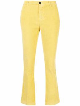 Department 5 - flared corduroy trousers P58T9366C93059396000