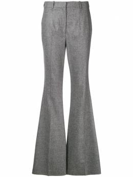 Michael Kors Collection high-waisted flared trousers MKWL209AKL526