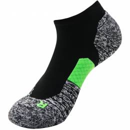 Мужские носки Under Armour Charged Cushion No Show Tab 1PPk 1315590-002 1315590-002