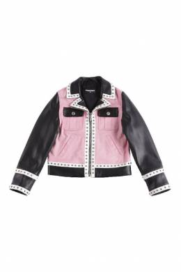 Комбинированная куртка Dsquared 2 Children 2572125024