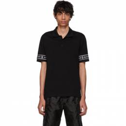 Givenchy Black 4G Band Polo BM70NS3006