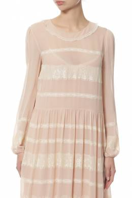 Платье Red Valentino MR3VA04W2SEP45