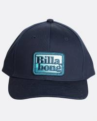 Кепка Billabong	 Walled Snapback Navy 3664564490430