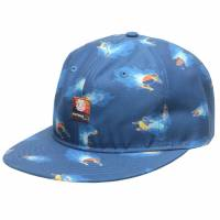 Кепка Element Hoffman Cap Neon Blue 3664564346713