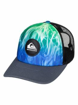 Кепка Quiksilver Brightlearnings Hdwr Iron Gate 3613374149809