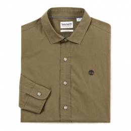 Eastham River Poplin Shirt Fitted Timberland 183506