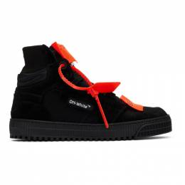 Off-White Black Off-Court 3.0 Sneakers OMIA065R20D380011000