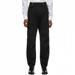 Givenchy Black Aviator Trousers BM50DL11YS