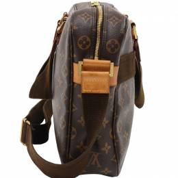 Louis Vuitton	 Monogram Canvas Sac Bosphore Messenger Bag