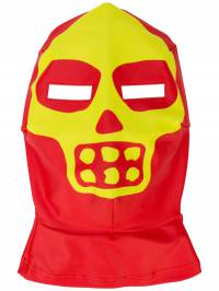 Walter Van Beirendonck - балаклава Skeleton Mask 39563090300000000000