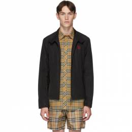 Burberry	 Black Lincolnshire Bomber