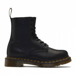 Dr. Martens Black 1460 Pascal Boots 192399F11302106GB