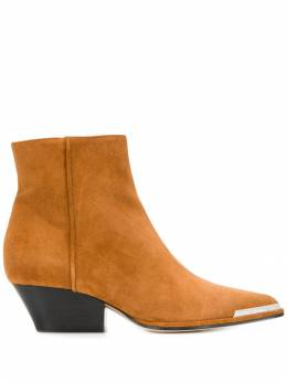 Sergio Rossi - pointed ankle boots 936MCRM9395069683000