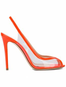 Deimille - stiletto slingback sandals 95659593333800000000