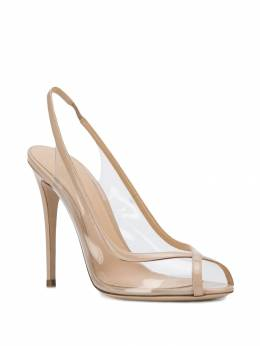 Deimille - stiletto slingback sandals 95659593333900000000
