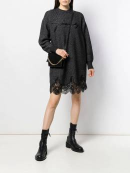 Givenchy - lace scalloped jumper dress 6QF5Z539505968500000