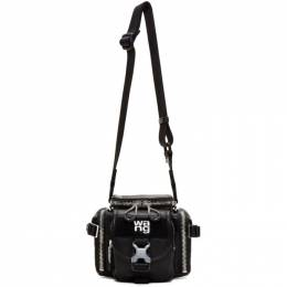Alexander Wang Black Surplus Camera Bag 192187F04800201GB