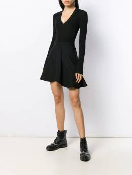 T By Alexander Wang - fitted V top 09996369599939900000