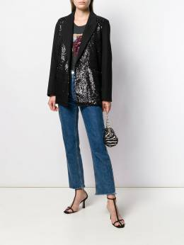 Pinko - sequin double-breasted blazer 6B0Y5PQZ999503096600