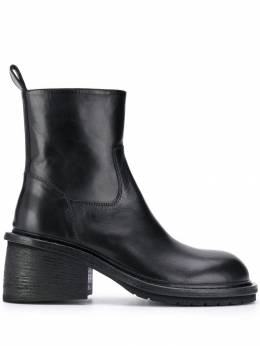 Ann Demeulemeester - chunky ankle boots 00830P39695099308000